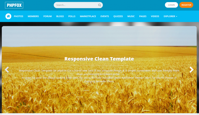 Clean Template [V4] - YouNetCo