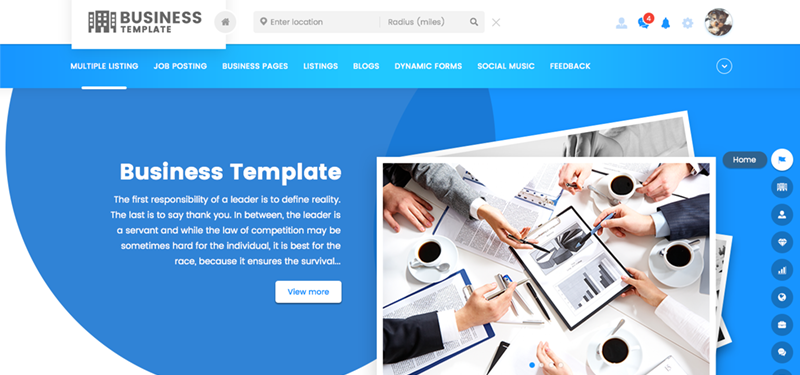 Business Template [V4] - YouNetCo