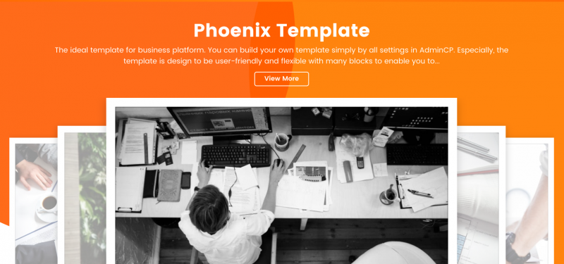 Phoenix Template [V4] - YouNetCo
